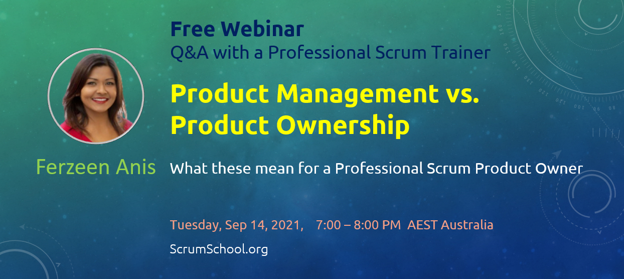 Product Management vs. Product Ownership
