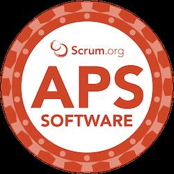 Applying Professional Scrum ™ for Software Development