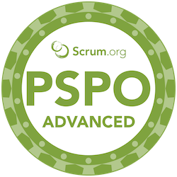 Professional Scrum Product Owner ™ – Advanced